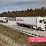 curso de conducción en mercancías